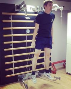 Karlo vertikalni skok